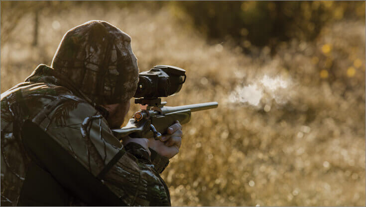 Recoil Activated Video automatically Capture Your Hunting