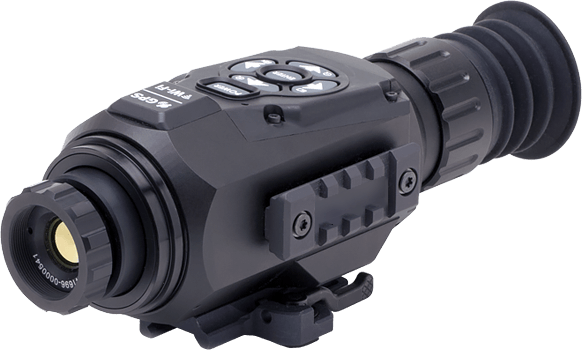 ATN THOR-HD ATN ThOR-HD 2-8x 25 mm Rifle Scope - The Best Thermal Imaging Scope