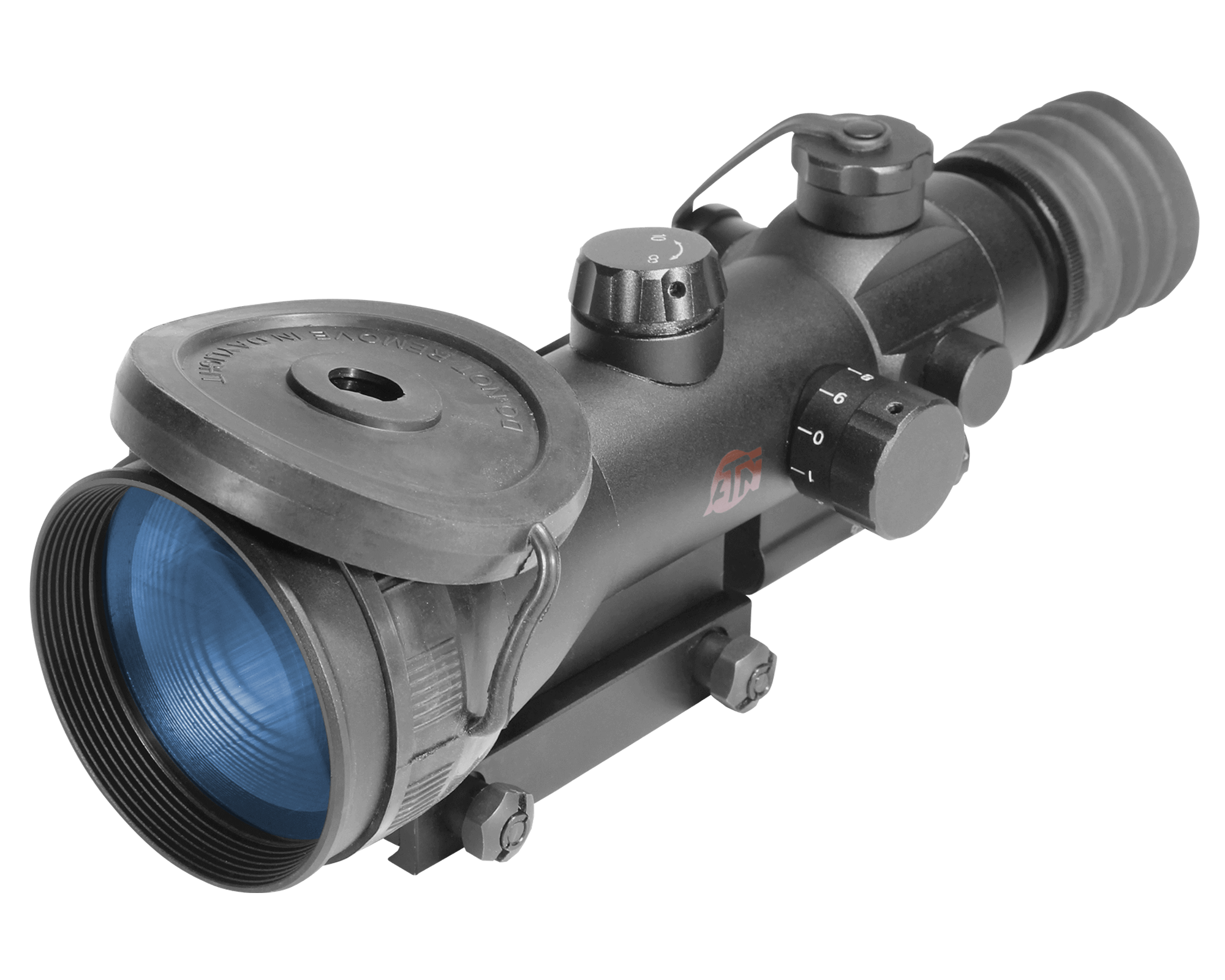night vision rifle scope ares4