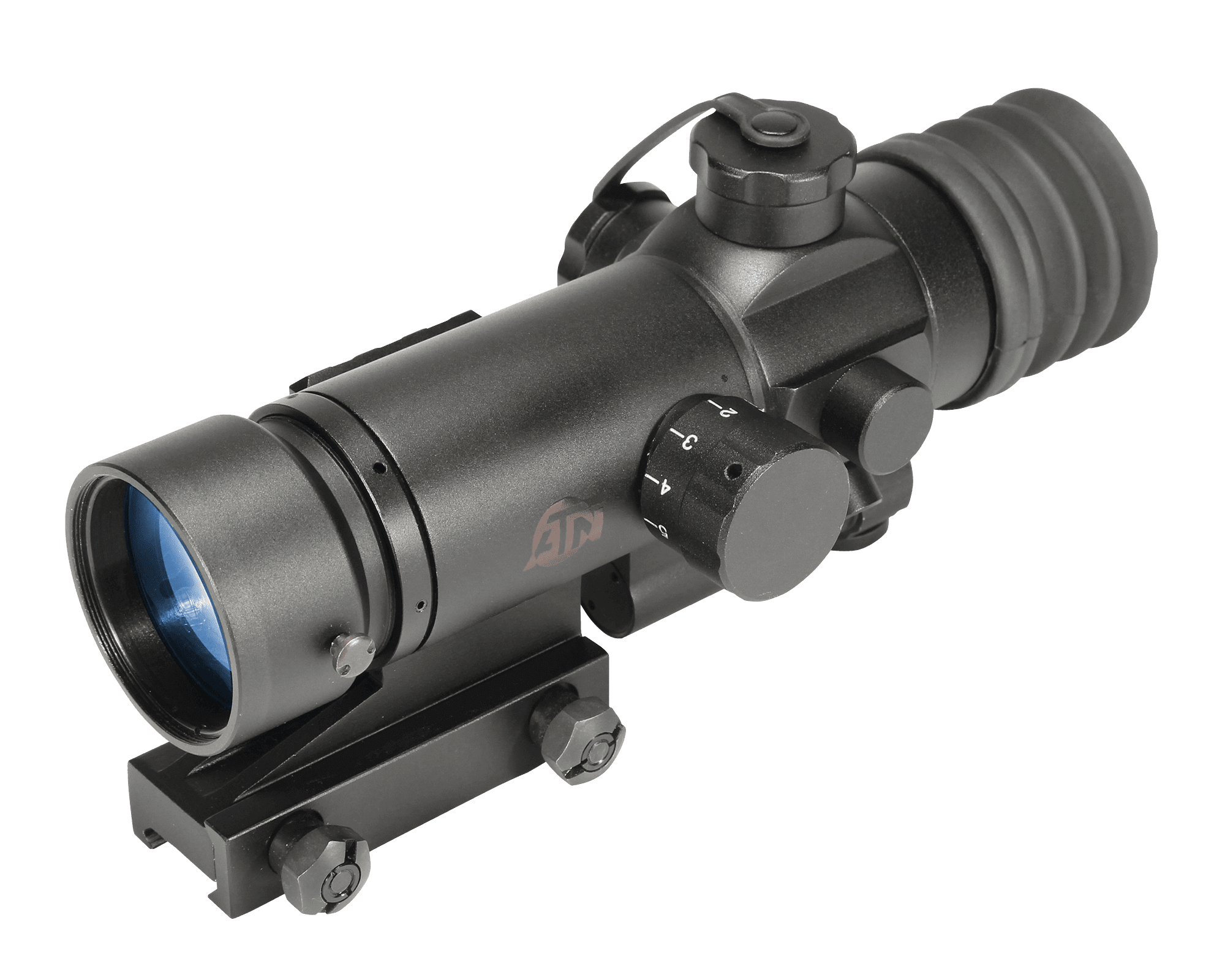 night vision rifle scope ares2